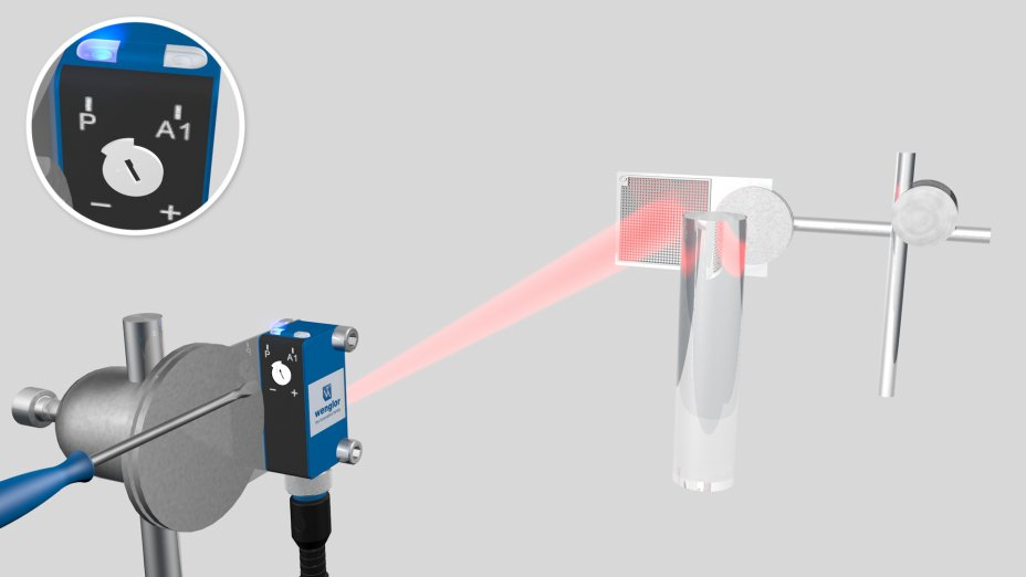 PNG//smart - Operating Instructions - 1K - Retro-Reflex Sensors for Clear Glass Recognition with Red Light