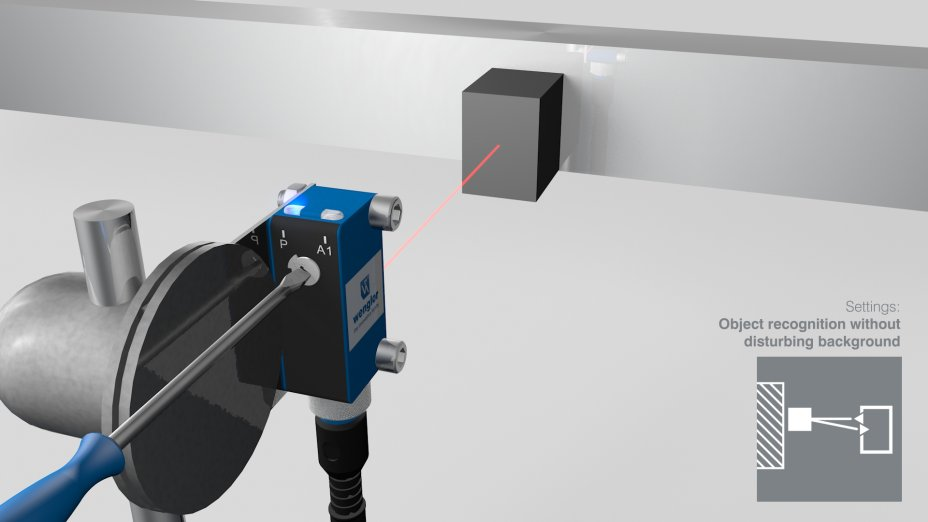 PNG//smart - Operating Instructions - Reflex Sensors with Background Suppression and Laser