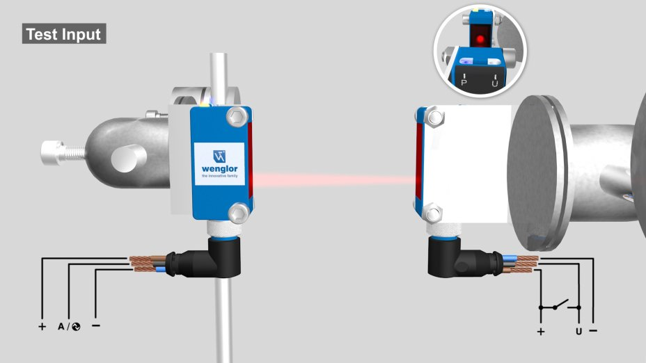 PNG//smart - Operating Instructions - Through-Beam Sensors with Red Light