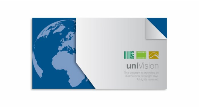 uniVision Tutorial - 2D/3D Sensors - 2.9 How can values be statistically recorded?